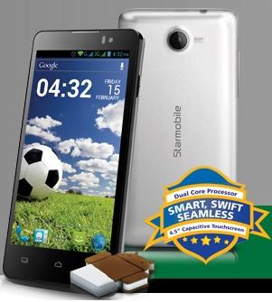 A Challenge for Starmobile Goal in terms of Specs and Price