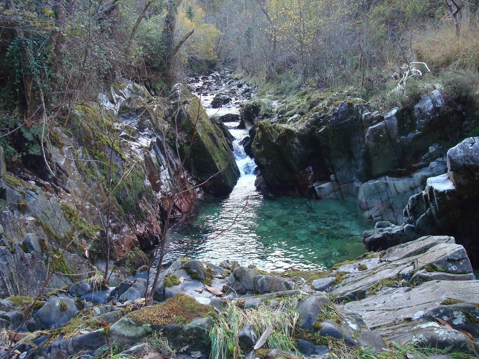 ruta del rio puron