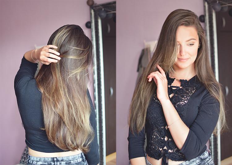 Pielęgnacja moich włosów - ulubione kosmetyki ostatnich tygodni, dalsze rozjaśnianie - Czytaj więcej »