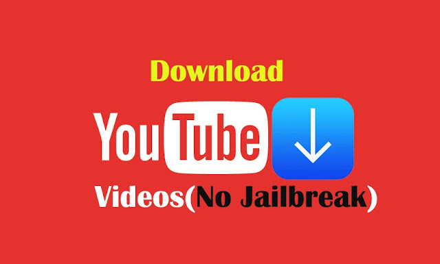 Here's a step by step by tutorial to download YouTube Videos on iOS 10.3.1 without jailbreak on iPhone/iPad. Downloading YouTube videos in iOS 10.3.1