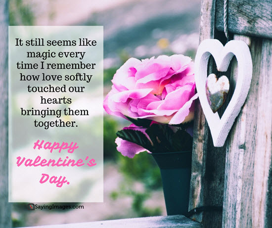 Happy Valentine's Day. Quotes With Images