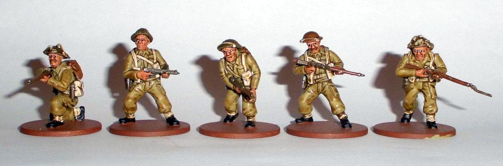 eskice miniature soldats anglais ww2 25mm. Black Bedroom Furniture Sets. Home Design Ideas