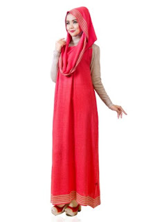 Ide busana muslim hamil untuk ibu muda