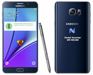 Firmware Samsung Galaxy Note 5 SM-9208 Free Download