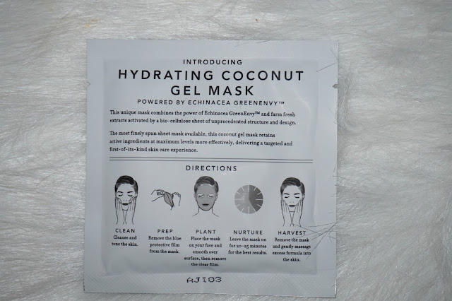 FARMACY Coconut Gel Mask Medley