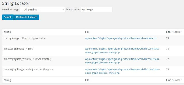 wp-string-locator-search-fb-og-image-WORDPRESS 如何快速搜尋(修改) 範本或外掛中的字串﹍String Locator