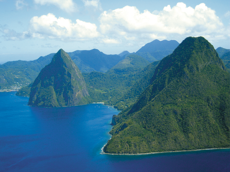 Explore The Beauty Of Caribbean: EL LIFESTYLE: A Supermodel's Top 3 Caribbean Escapes