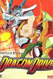 Dragon Drive Desenhos Torrent Download capa