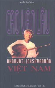 Cao Văn Lầu - Nhân vật lịch sử văn hóa Việt Nam