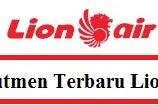 Rekrutmen Lion Air Sebagai Staff Legal - November 2016