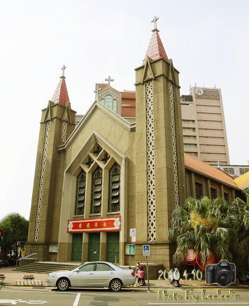 新竹福華大飯店周邊景點|北大教堂(聖母聖心主教座堂)~宏偉壯觀哥德式風格