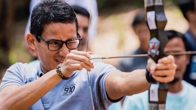 Sandiaga Enggak Baper jika Kwik Kian Gie Nyatakan Dukungan ke Jokowi