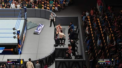 WWE 2k18 Game Free Download