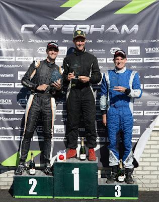 l-r James Murphy p2, Daniel Halstead p1, and me P3.