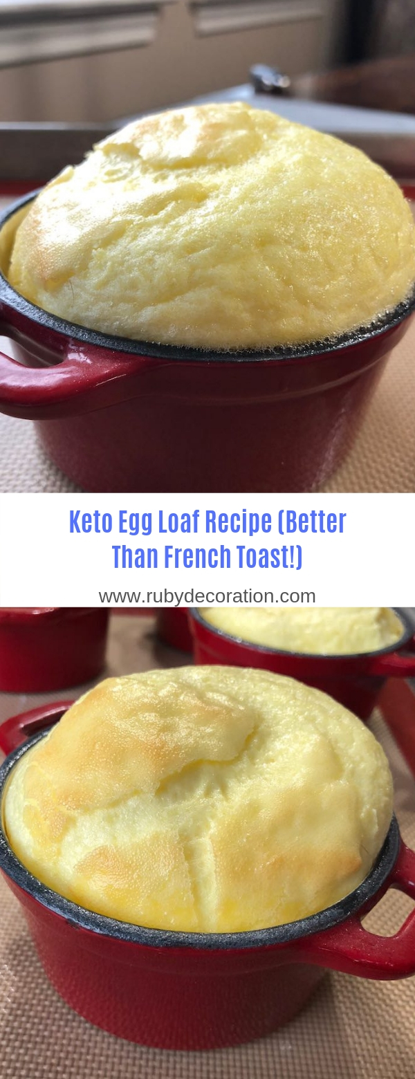 Keto Egg Loaf Recipe (Better Than French Toast!)