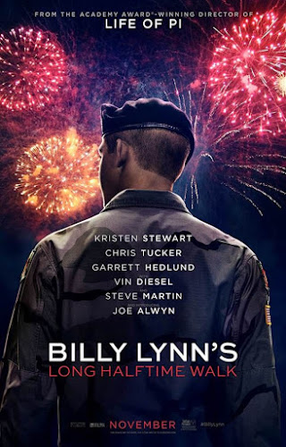 Billy Lynn's Long Halftime Walk (BRRip 1080p Dual Latino / Ingles) (2016)