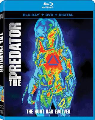 The Predator 2018 BD25 Latino