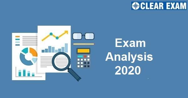 Accounts Exam of CBSE Class XII 2020 Full Analysis