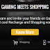 Get Rs 200 Amazon Voucher, 110 Rupees Recharge and more - @Gamentio