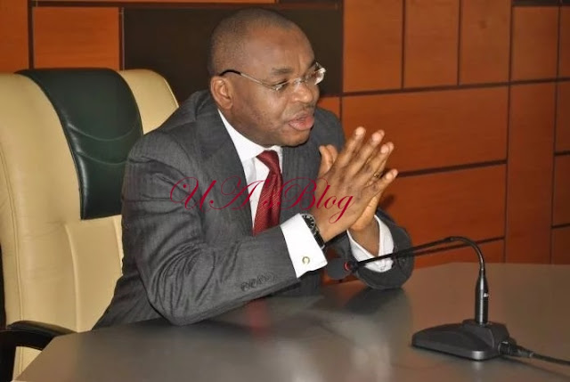 Gov Udom sacks 2 commissioners loyal to Akpabio