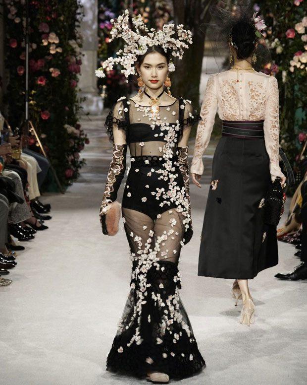 best service fe2c6 deb33 Runway : Dolce & Gabbana Alta Moda Tokyo | Cool Chic Style ...