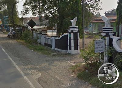 FOTO 2 : Desa Ciasem Hilir, Kecamatan Ciasem