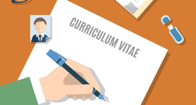 Contoh Curriculum Vitae (CV) Untuk Keperluan Ta'aruf Yang Baik Dan Benar