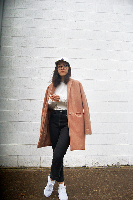 Neutrals Outfit Blogger