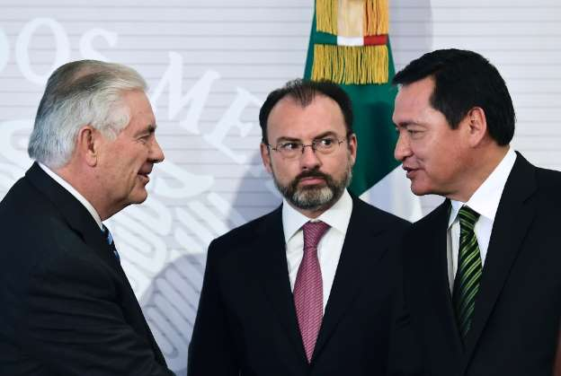 Mexico warns US it will refuse non-Mexican deportees
