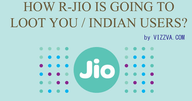 jio going to loot