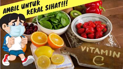 Fungsi Vitamin C Untuk Badan