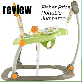 Mommy Monday: Jumparoo Review