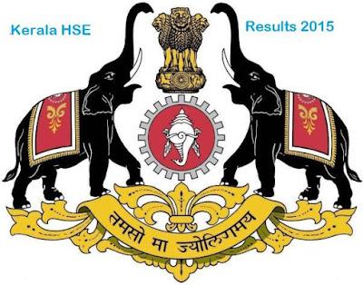 +1 result 2015 Kerala