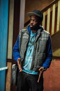 Ato Essandoh as Alfredo Llamosa in CBS Elementary Episode # 20 Dead Man's Switch