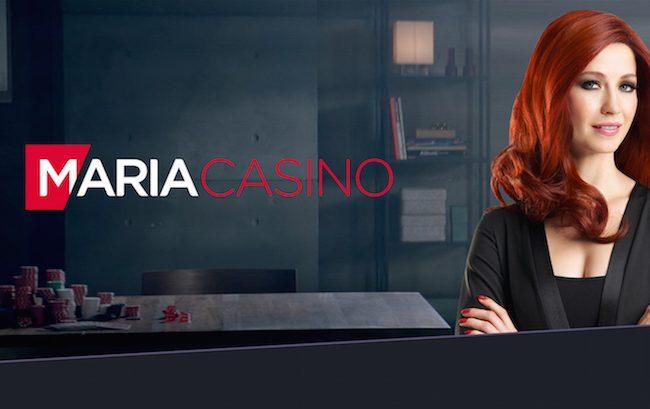 maria casino anmeldelse og gratis spins i velkomstpakken