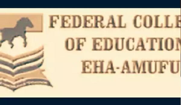 FCE Eha-Amufu Post UTME Form Online