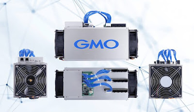 GMO Miner B2 Memiliki Hashrate 58 % Lebih Tinggi Dari Antminer S9