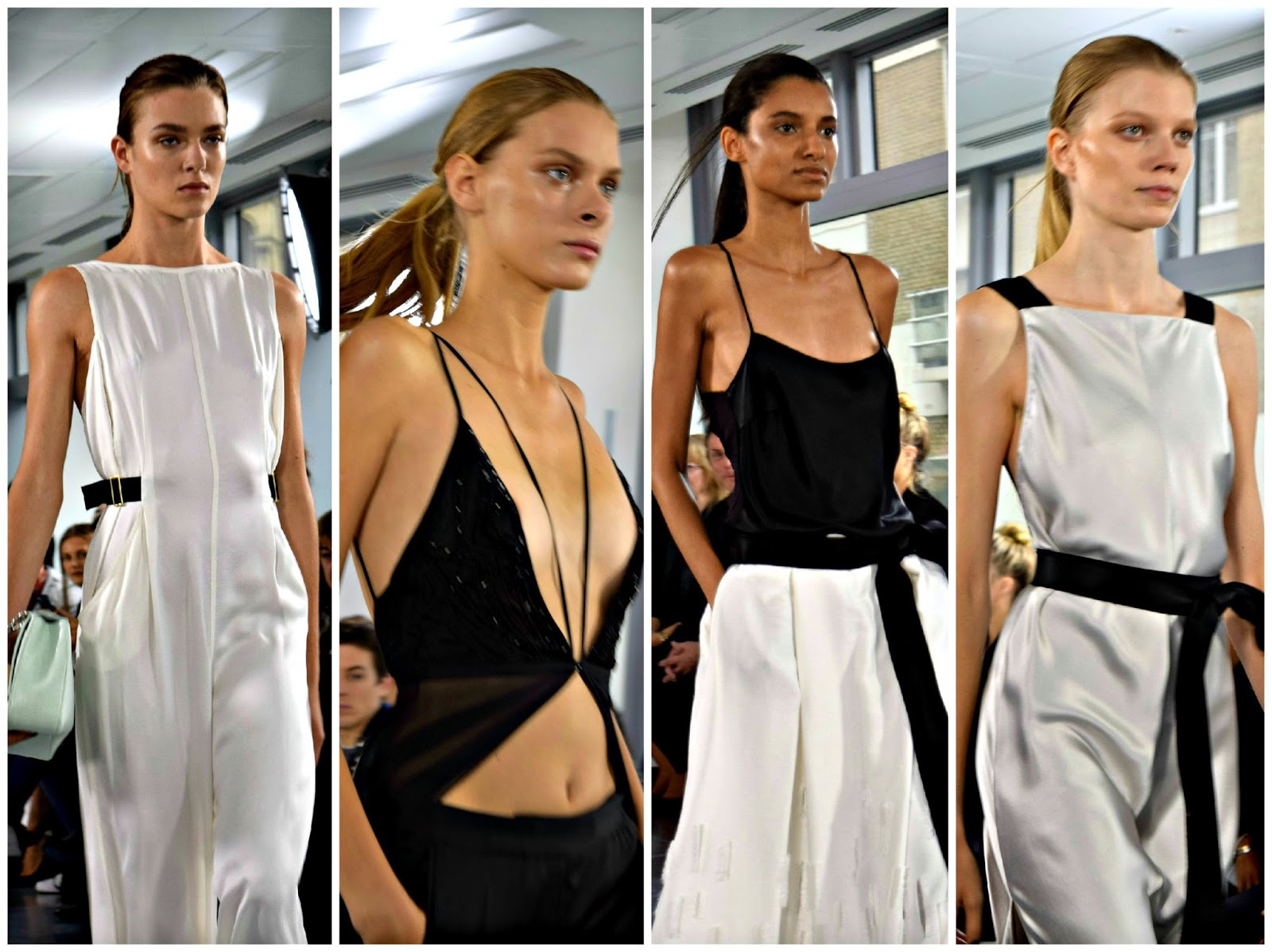 Amanda Wakeley SS16 London Fashion Week