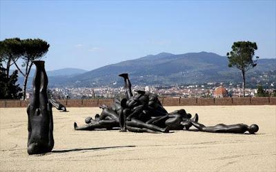 Δήλος: Εικαστική εγκατάσταση σύγχρονης τέχνης για πρώτη φορά