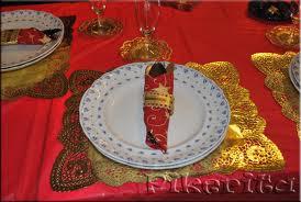 Propuesta económica para vestir la mesa en Navidad