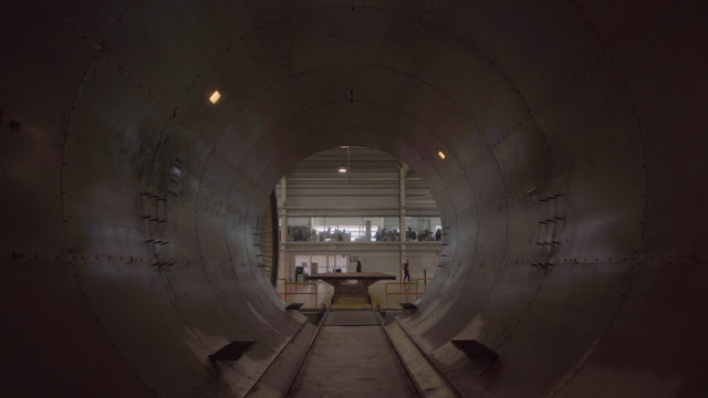 CARBURES EMPIEZA A CONSTRUIR LA PRIMERA CAPSULA DEL HYPERLOOP