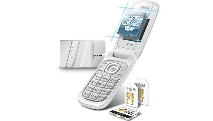 HP Samsung lipat GT-E1272
