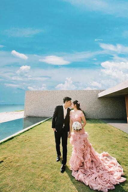 chụp ảnh cưới đẹp Hạ Long