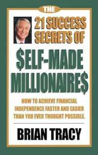 21 Success Secrets Of Self Made Millionaires, Self Improvement, Secrets Of Life, Personality Development, Brian Tracy