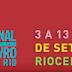 Autores confirmados para a Bienal do Livro Rio 2015