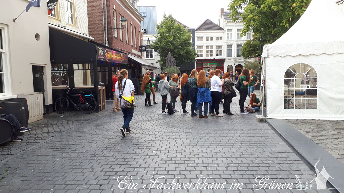 Red Hair Days, Breda