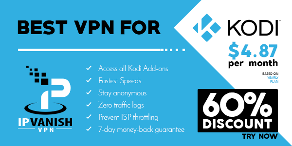 Top 1 VPN For Kodi