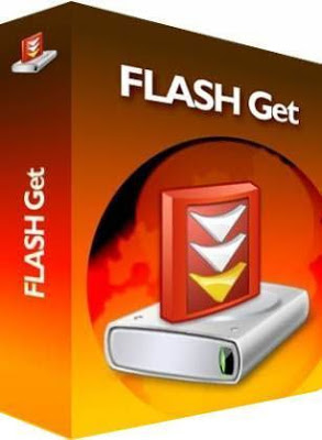 Freeware flashget recommended by george dillon.