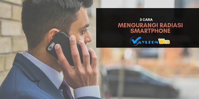 3 Cara Mengurangi Dampak Radiasi Dari Smartphone