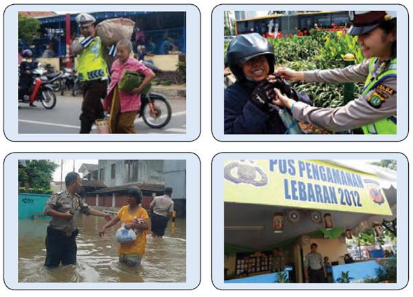 Tugas Polisi Indonesia